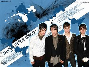 Panic at the disco wallpaper by Yuna-57 on DeviantArt