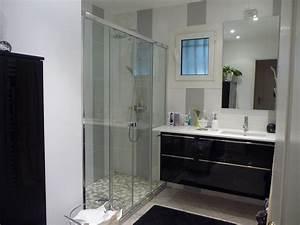Exemple Petite Salle De Bain : modele salle de bains avec douche salle de bain id es ~ Dailycaller-alerts.com Idées de Décoration