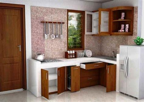 gambar desain ruang dapur minimalis sederhana griya
