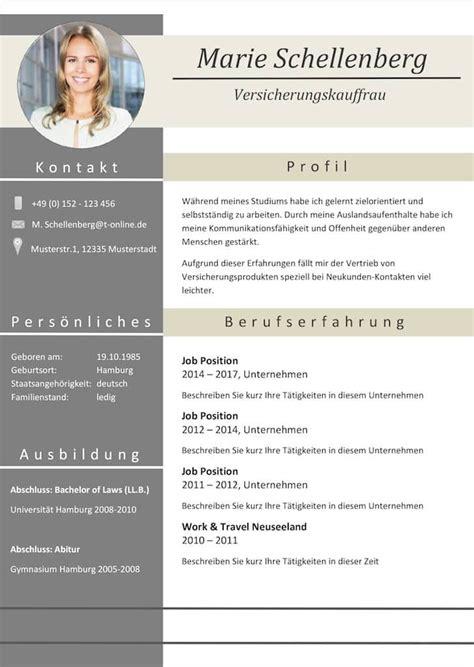 Lebenslauf Tipps by Moderne Lebensl 228 Ufe Lebenslauf Quot Attention Quot Als
