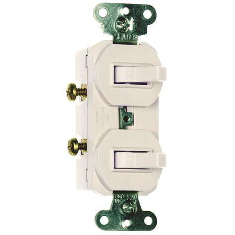 Legrand Pass Seymour Amp Single Pole White Toggle