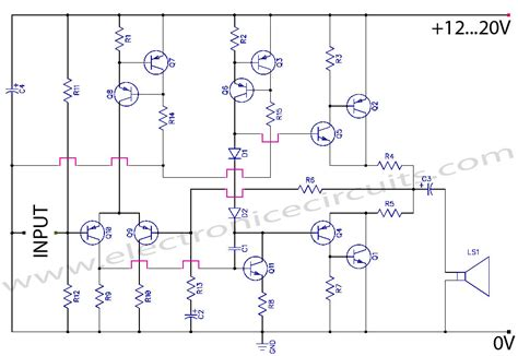 Top Transistor Audio Power Amplifiers Questions