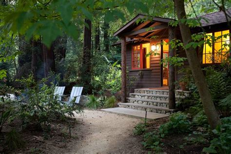 big sur cabins california s best boutique motel glen oaks in big sur
