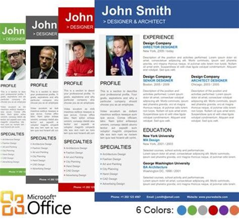 creative resume templates publisher 11 best images about professional and creative resume templates in microsoft word on