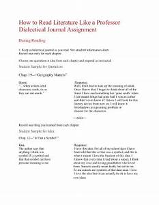 macbeth dialectical journal
