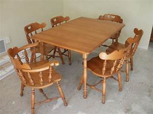 Complete Roxton Maple Dining Room Set Qualicum Nanaimo