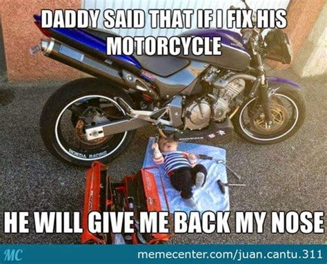 Motorcycle Meme Collection