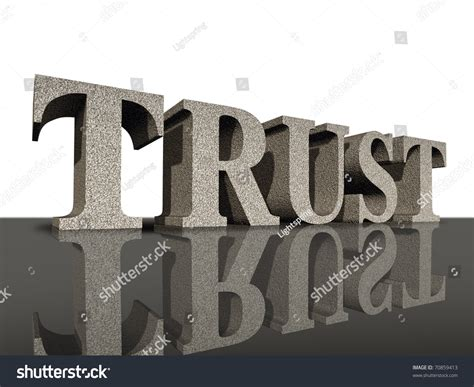 trust honor financial business symbol integrity stock