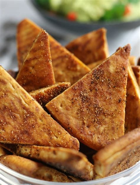 Secrets To The Best Homemade Baked Pita Chips