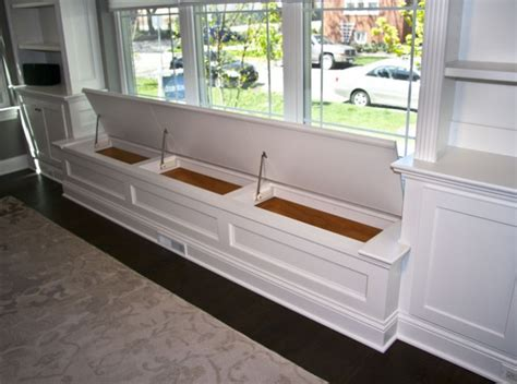 living room cabinet bookcases  window seat