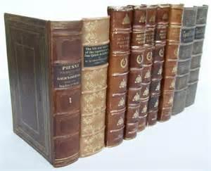 handbinding faux fake false books leather replica antique
