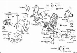 Toyota Corolla Body Parts Catalog