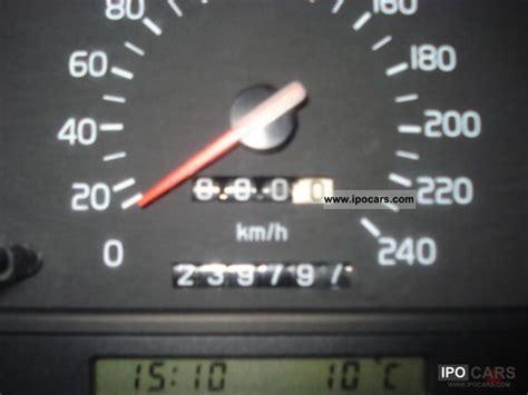 volvo  estate gle tacho broken car photo