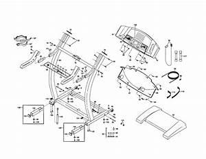 Proform Pftl79192 Treadmill Parts