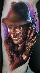Best Freddy Krueger Tattoos • Perfect Tattoo Artists