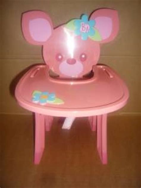 baby alive baby all highchair rocking chair