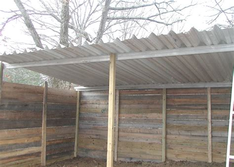 4x6 Vinyl Storage Shed by How To Build A Horse Loafing Shed Wich One