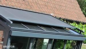 store veranda en tissus publipose With store exterieur veranda prix