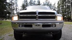 2001 Dodge Ram 1500 Ext Cab Slt Laramie 4x4 5 9l V8