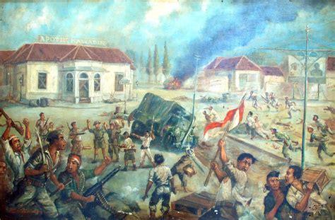 Obat Aborsi Indonesia Saiin Lukisan Sejarah Perjuangan Indonesia