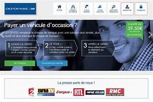 Paiement Voiture Occasion : depopass propose de s curiser le paiement ~ Gottalentnigeria.com Avis de Voitures