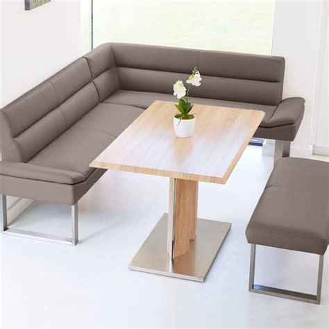corner bench dining table set lewis left hand corner bench dining set