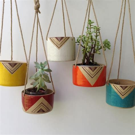 Uncategorized Terracotta Hanging Pots