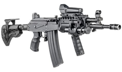 M4 Folding Collapsible Buttstock For Galil Ar