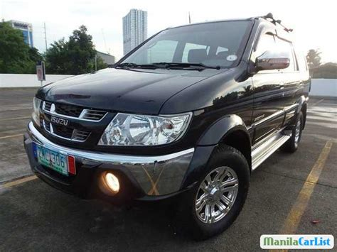 old cars and repair manuals free 2008 isuzu i 370 electronic throttle control isuzu crosswind manual 2008 for sale manilacarlist com 416061