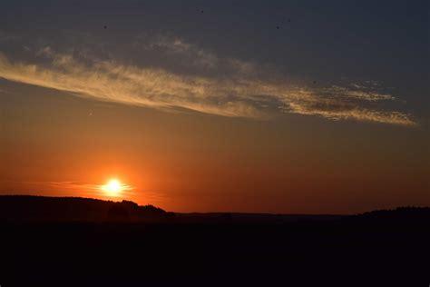 image libre soleil coucher de soleil ciel lever du
