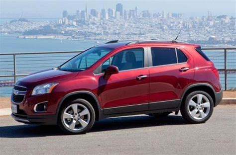 Chevrolet Trax Modification by Chevrolet Tracker Lt Pictures Photos Information Of