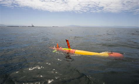 long range autonomous underwater vehicle tethys mbari