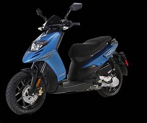 2013 Piaggio Typhoon 50 Scooter Review