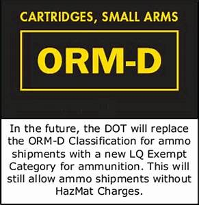 DOT Plans New Ammo Shipping Regulations « Daily Bulletin