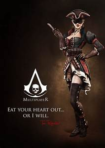 Assassin's Creed Blackflag Comic-Con Video along with ...