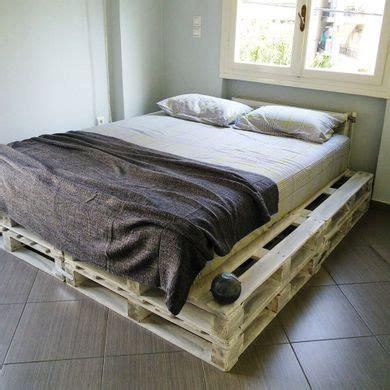 build  pallet bed   steps habitat