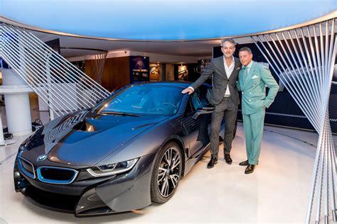 Bmw I Lapo Elkans Garage Italia Customs Show Off I3