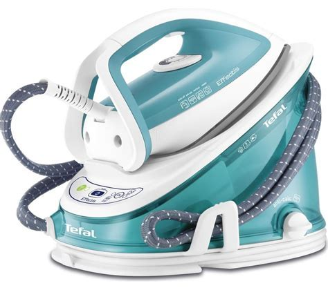 Buy TEFAL Effectis GV6720 Steam Generator Iron   Blue and