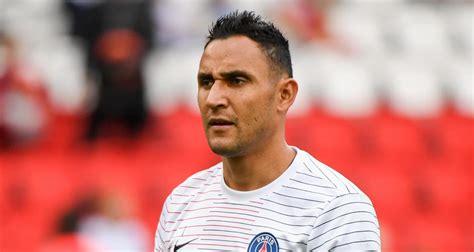 PSG : Keylor Navas dans le top 6 des salaires du club