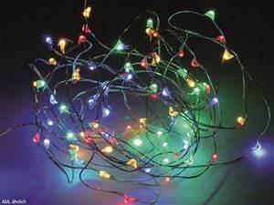 Led Lichterkette Mit Zeitschaltuhr Batteriebetrieb : led lichterkette silberdraht 20 leds bunt batteriebetrieb timer ebay ~ Buech-reservation.com Haus und Dekorationen