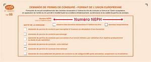 Numero De Permis De Conduire : neph num ro d 39 enregistrement pr fectoral harmonis ~ Medecine-chirurgie-esthetiques.com Avis de Voitures