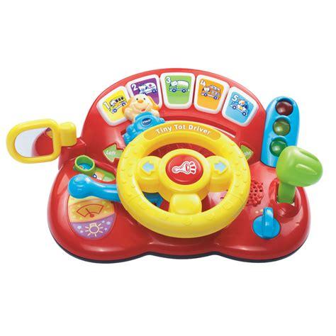 vtech tiny tot driver toys zavvi