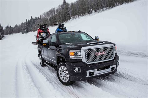 X Deck Sled Deck Review by 2017 Gmc Sierra 2500 And 3500 Denali Hd Duramax Review
