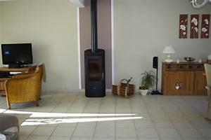 Deco Derriere Poele A Bois : salon nouvelle maison 5 photos stangood ~ Melissatoandfro.com Idées de Décoration