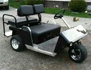 Ezgo 3 Wheel