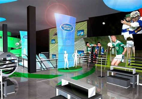 extreme interactive shopping sports retail upside