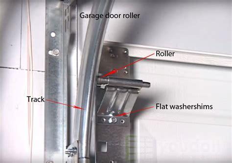 Garage Door Adjustment by How To Adjust A Binding Garage Door By Yourself Garage