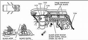 where is the blower switch located on a 96 bonneville se With of blower motor blower switch blower motor resistor ac switch