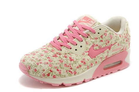 2014 nike air max 90 premium womens flower series shoe