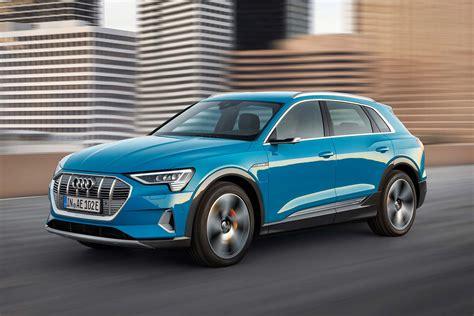 2019 audi electric car 2019 audi e electric suv revealed begins 12 car ev